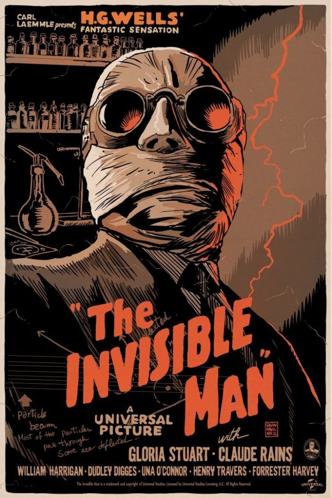Memoirs of an Invisible Man film  Wikipedia