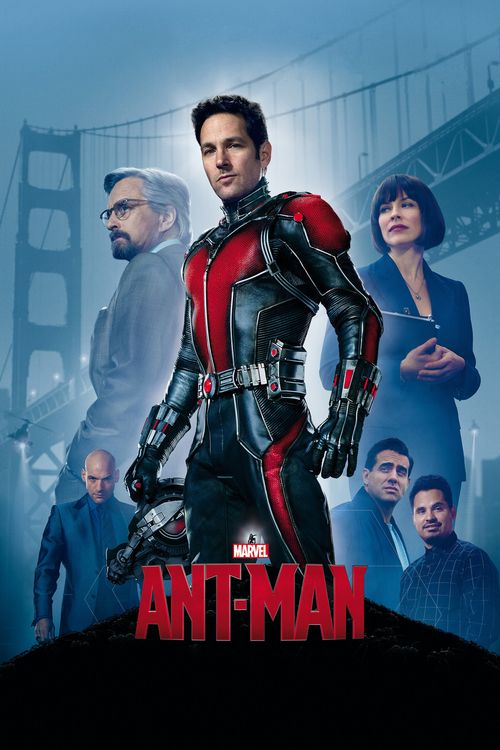 Watch Ant-Man (2015) Full Movie HD Online - Video