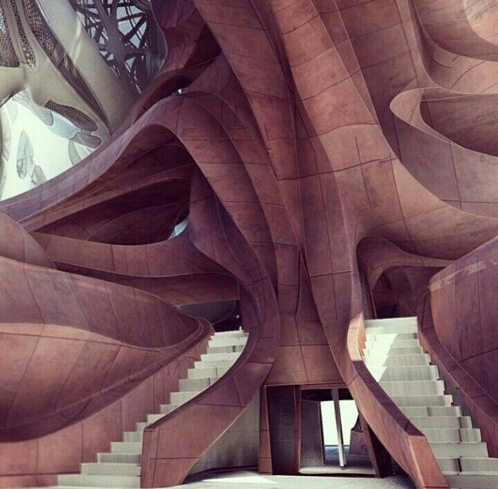 architecture modern design dear art leading art