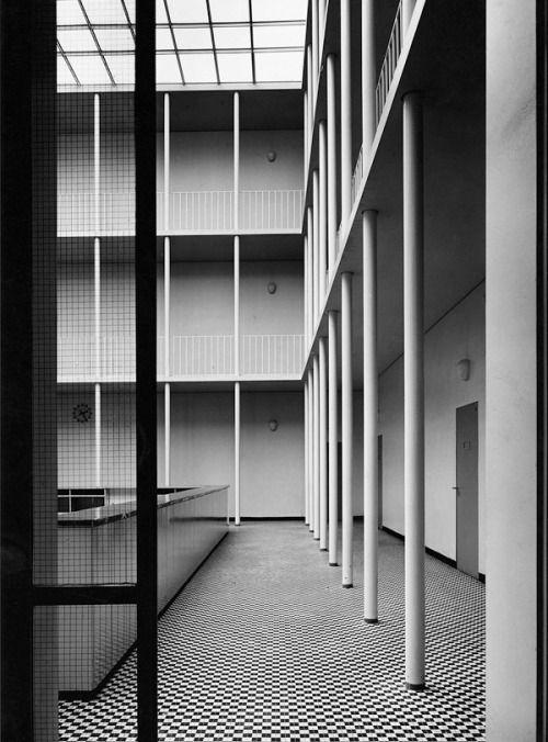 architecture modern design german post war modern