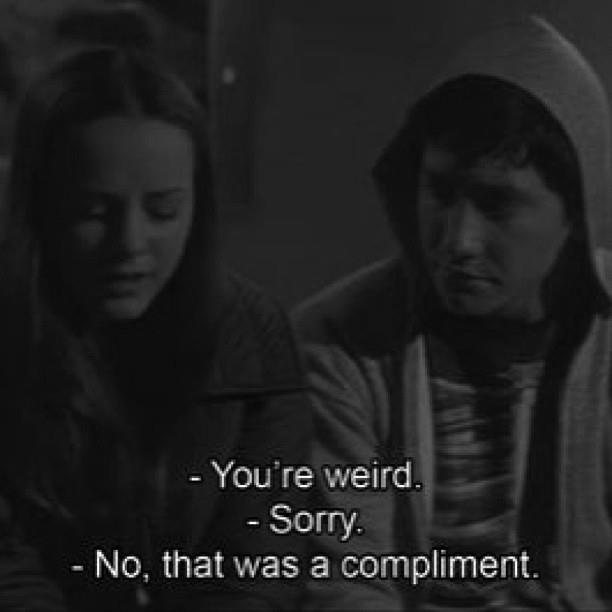 Movie Quotes About Kissing: Best Movie Quotes : Donnie Darko, Best Kissing Scene Ever