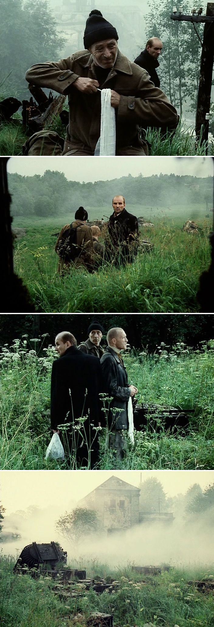 Famous Movie Quotes Stalker 1979 Directed By Andrei Tarkovsky
