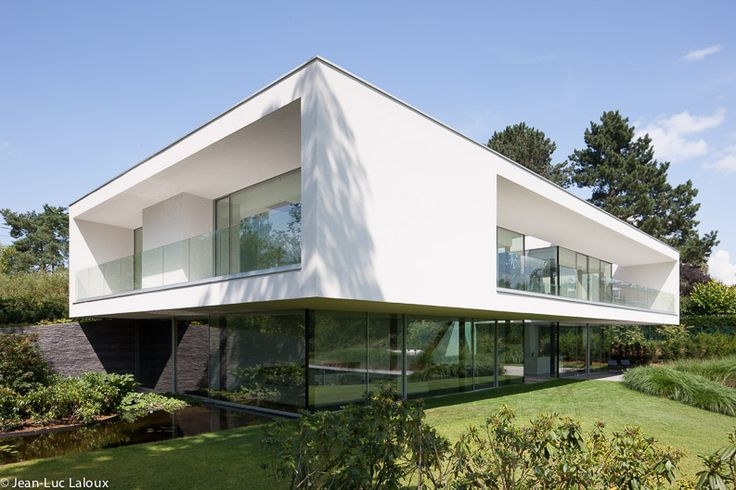 Modern house design bruno erpicum architect dear for Home designs by bruno
