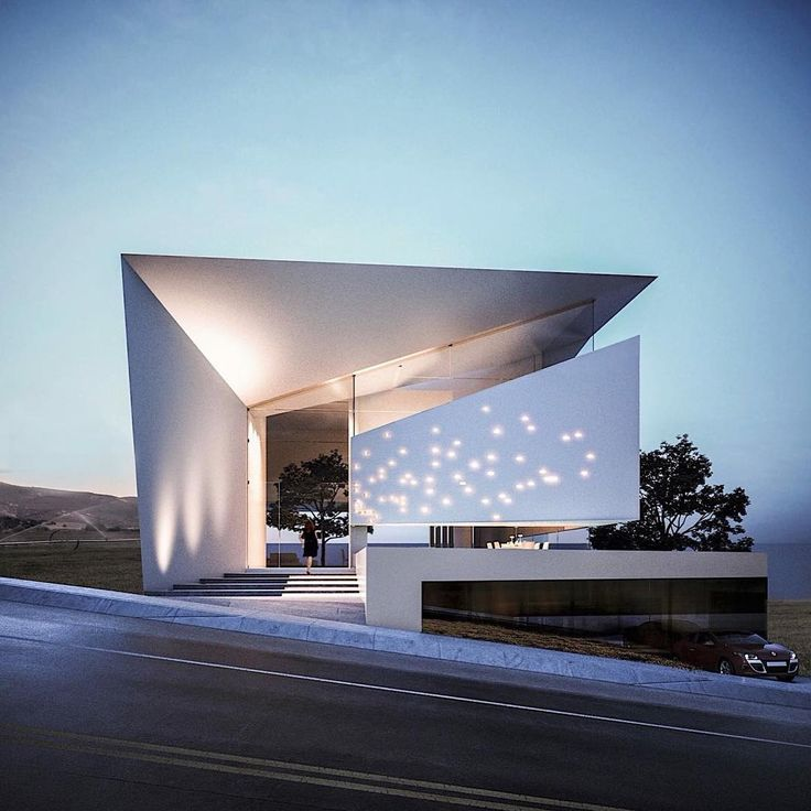 Modern House Design Creato Arquitectos Via Onreact Dear Art Leading Art Culture Magazine Database