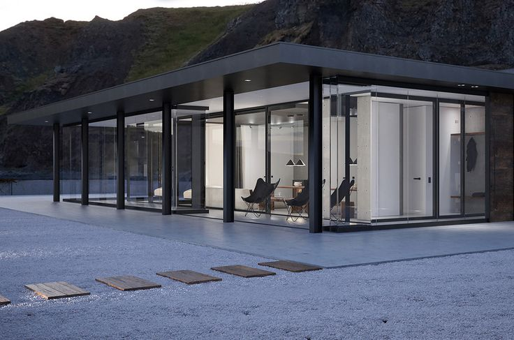Modern house design fh1 house kdva architects norway for Modern house design norway