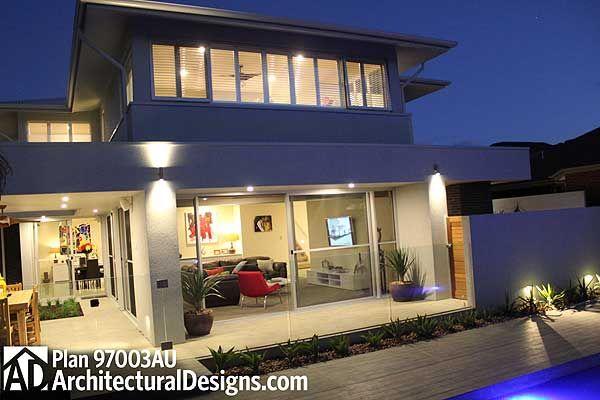 Modern House Plans Spacious Contemporary Home Dear Art