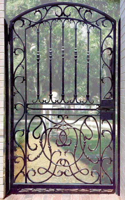 Metallic Gates Designs