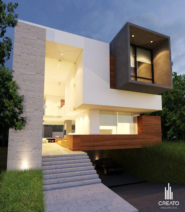 Modern House Design Architecture Casa La Joya Creato Arquitectos Dear Art Leading Art Culture Magazine Database