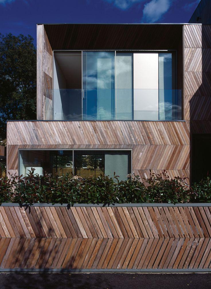 Modern house design architecture herringbone houses by for Design house architecture ltd