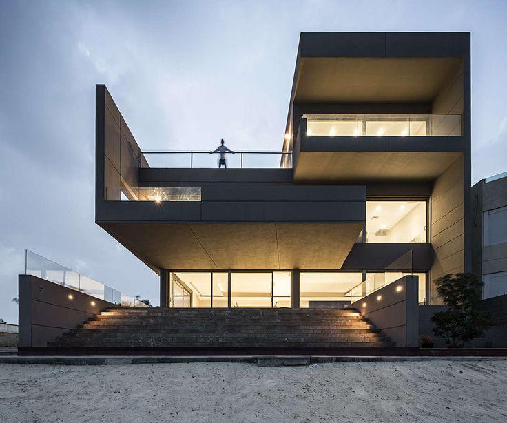 Modern House Design Bnaider Chalet By Arch Js Ahmadi Kuwait Dear Art Leading Art Culture Magazine Database