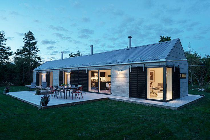 Modern House Design GWSK Arkitekter have designed House KD in