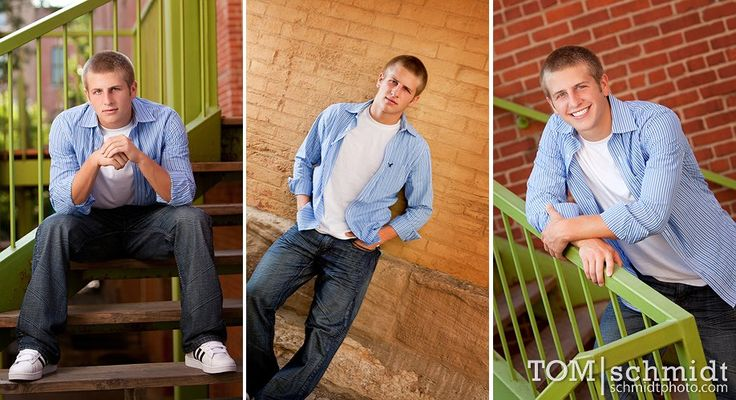 Photography Poses Ideas Male Senior Portraits
