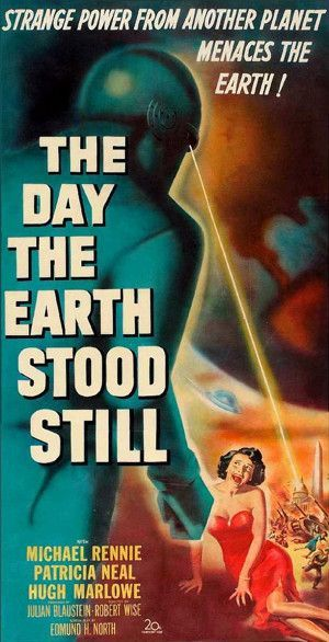 Best Film Posters : the Day the Earth Stood Still 1951 ...