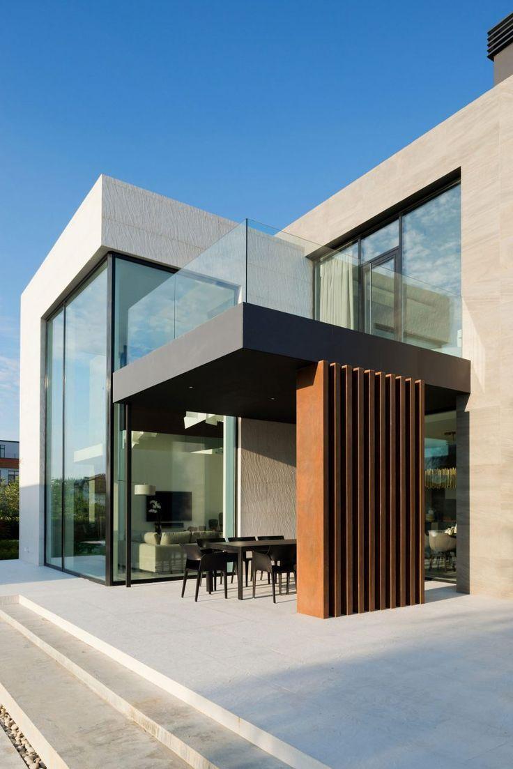 Modern House Design & Architecture : Exterior Design by the Urbanist ...