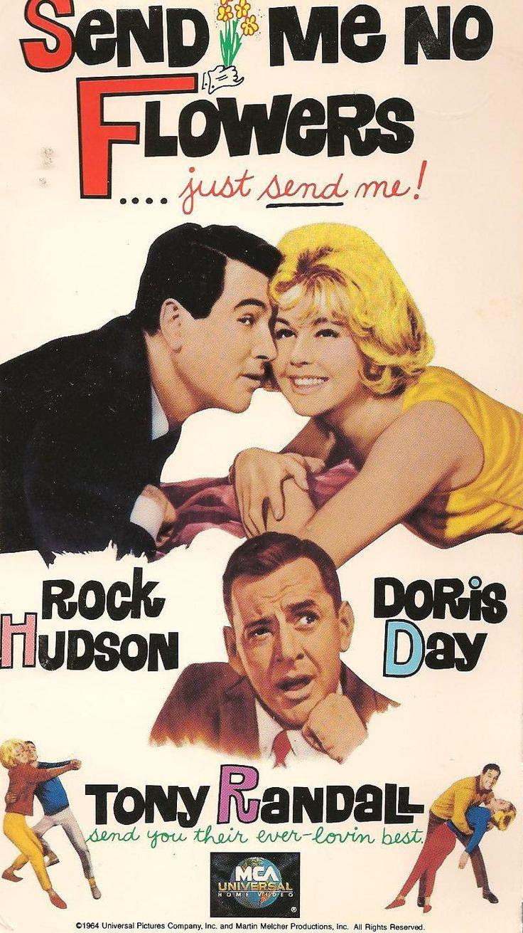 Best Film Posters Rock Hudson Doris Day In Quot Send Me No
