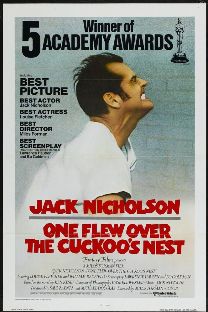 a comparison of ken keseys one flew over the cuckoos nest and the film version of milos furman