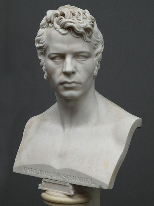Easy clay sculptures carl friedrich schinkel berlin