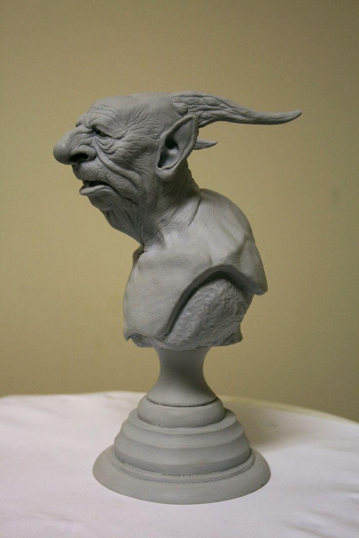 Easy clay sculptures jordu schell dear art