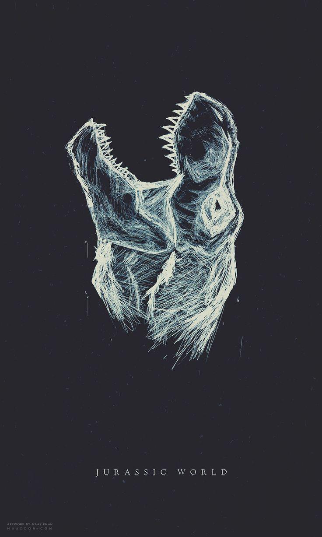 Graphic Design Ideas Jurassic World Fan Art Amp Posters