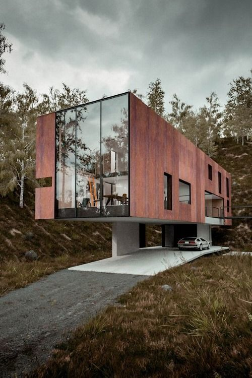 Modern House Design Amp Architecture Contemporary