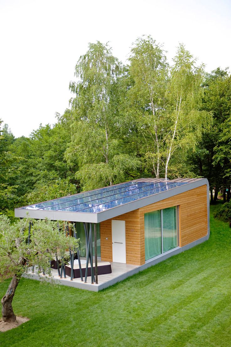 Modern House Design Green Zero By Studio Di Architettura Daniele Menichini Dear Art Leading Art Culture Magazine Database