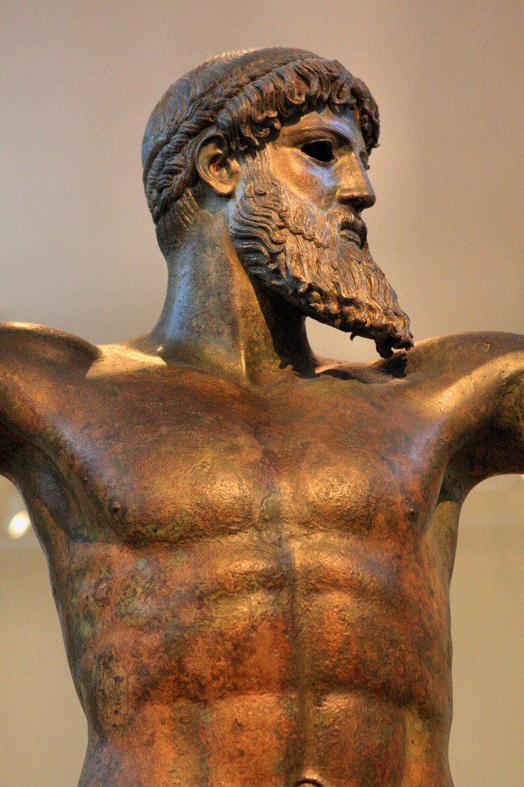 Easy clay sculptures poseidon of artemision th c bc