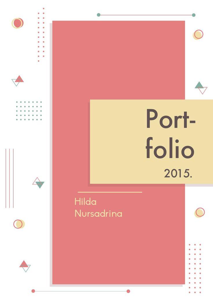 Graphic Design Ideas : Hilda portfolio nursadrina... - Dear Art ...