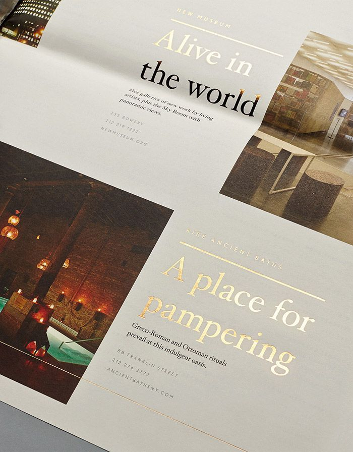 Graphic design inspiration 30 park place branding by for New design inspiration