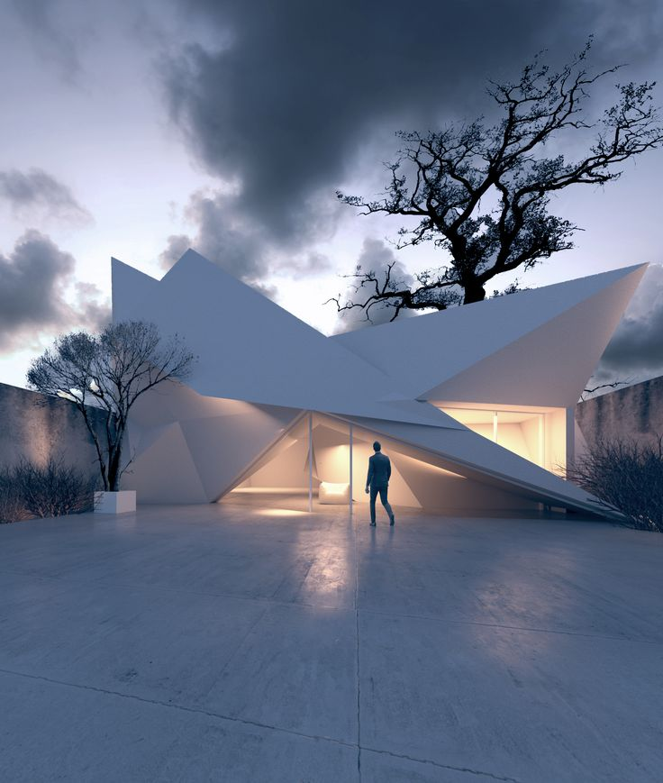 Modern Design : Architectural Concepts By