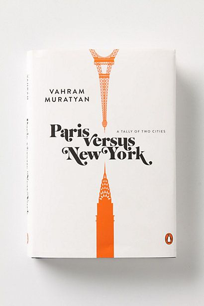 Graphic design inspiration paris versus new york dear for New design inspiration