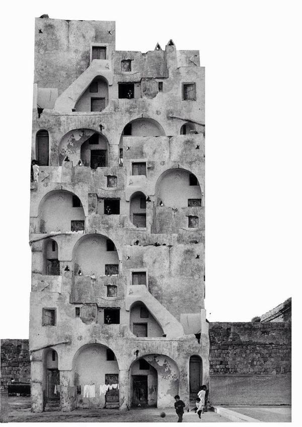 Architecture Modern Design Paolo Monti Procida