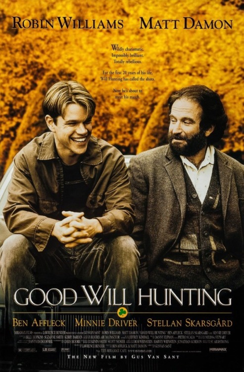 a comprehensive movie analysis of good will hunting by gus van sant