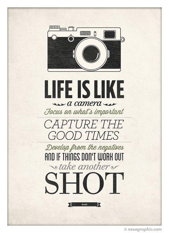 Was Ist Vintage best posters das leben ist wie eine kamera vintage stil