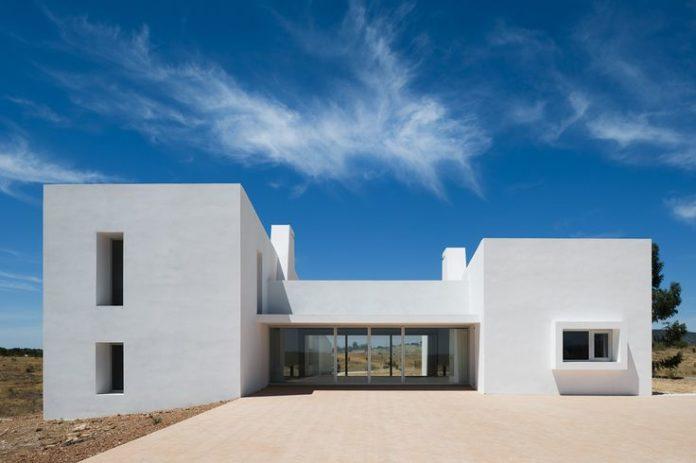 Modern House Design Casa S Jo O Cassiano Santos Via
