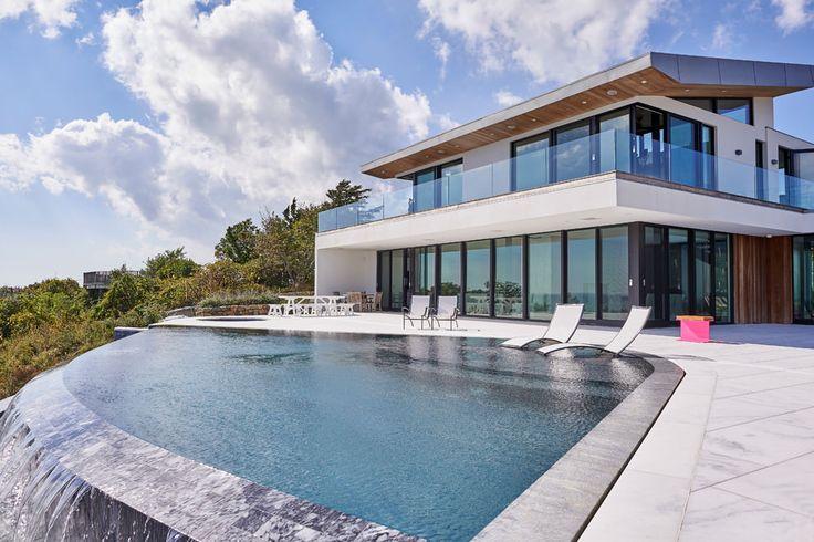 Modern House Design : Montauk Beach House by Katch ID - Dear Art ...