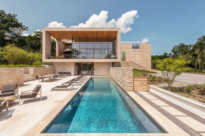 Modern House Design Residence Amagansett Ny By Barnes