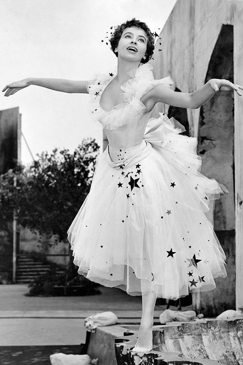 Famous Movie Quotes : Leslie Caron in An American in Paris