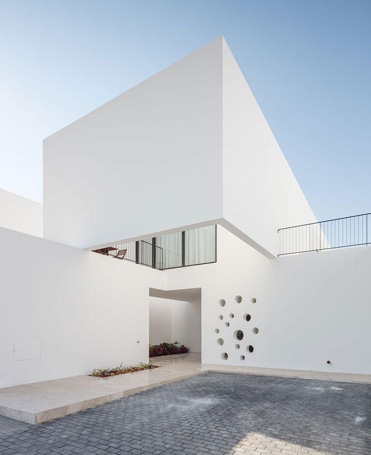 Modern House Design Areia Houses In Kuwait By Aap Dear Art Leading Art Culture Magazine Database