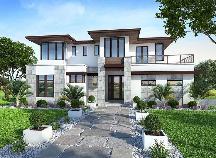 Modern House Ideas Part - 16: Trendy Ideas For Modern House ...
