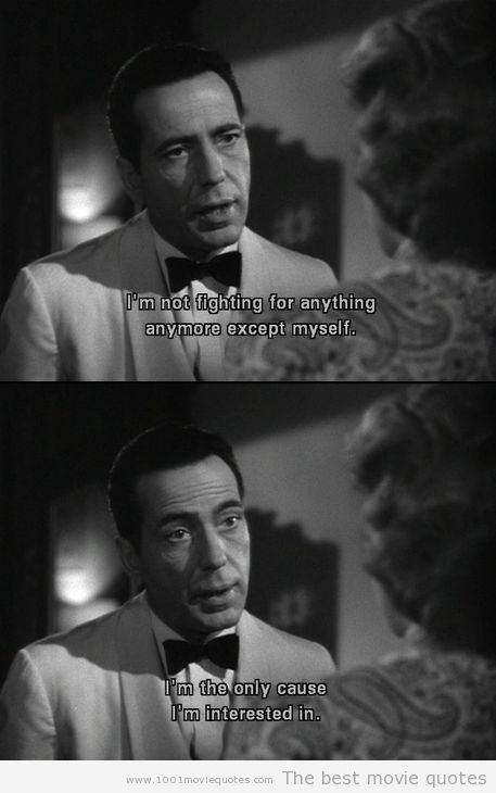 Best Movie Quotes Casablanca 1942 Movie Quote Dear Art