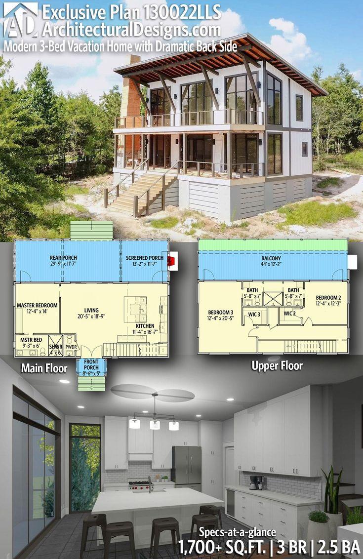 Trendy Ideas For Modern House Plans