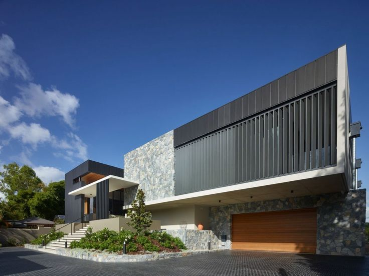 Modern House Design Contemporary House In Brisbane By Matt Martoo
